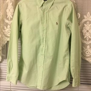 Ralph Lauren Shirts - Ralph Lauren  blue label Button Down Shirt